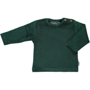 Poudre Organic Sweatshirt Bistro green 12 M-24M