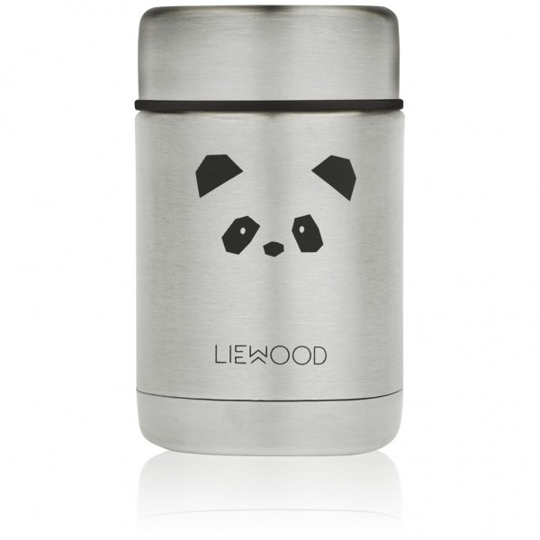 "Liewood Thermo Dose ""Nadja"" Panda, Stainless Steel"