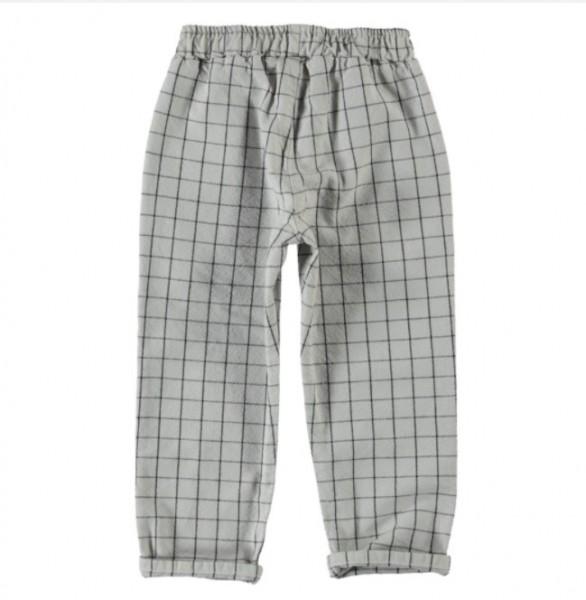 Piupiuchick Hose Light grey,Checkered