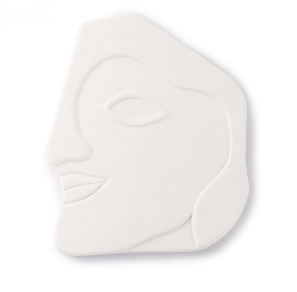HK living Face Wall Ornament L