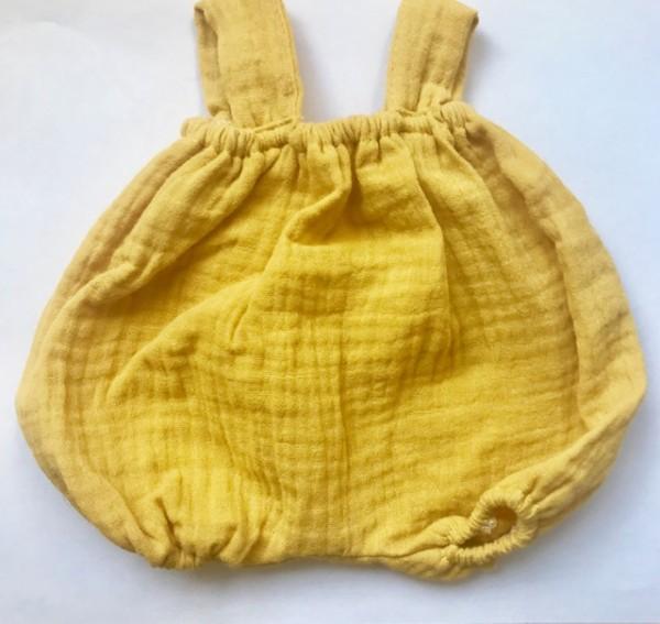 Minikane, Kleid, Gelb