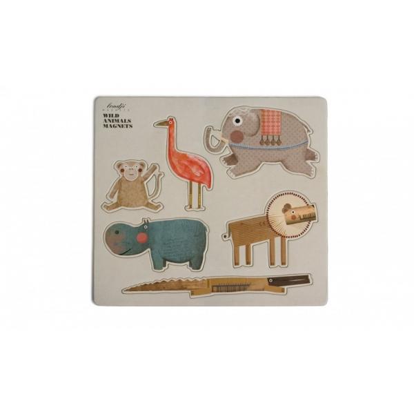 Wild Animals Magnets - Londji