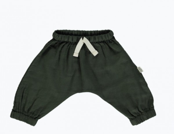 Poudre Organic Hose Cannelle, Forest Green