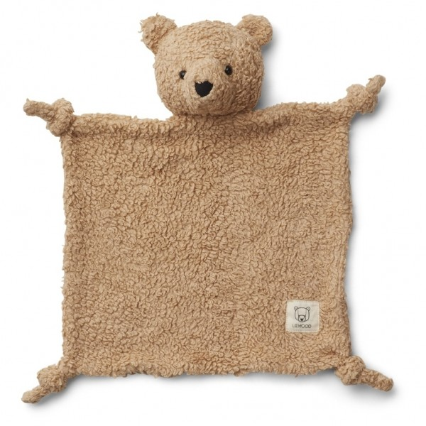 Liewood Schnuffeltuch Bear Beige