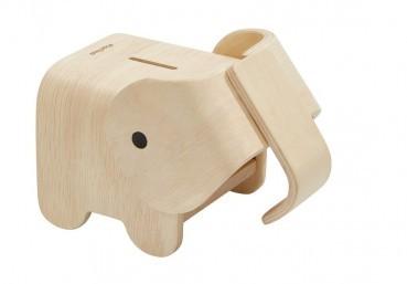 Plan Toys Spardose Elefant