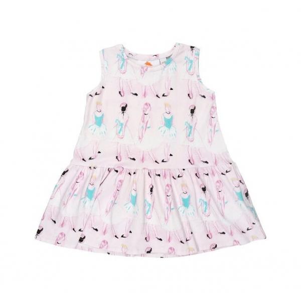 EFVVA Degas Dress