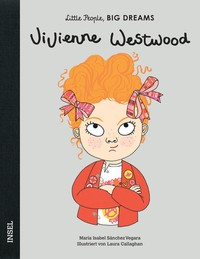 Little People, BIG DREAMS - Vivienne Westwood