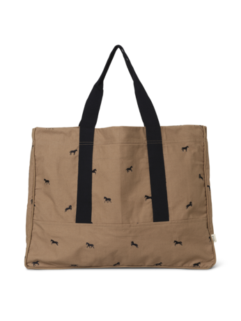 "Ferm LIVING Weekend Bag ""Horse"""
