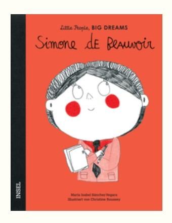 Little People, BIG DREAMS - Simone de Beauvoir
