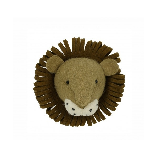 Fiona Walker England Baby Löwe Mini