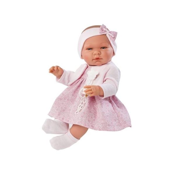 Asi Doll Puppe - Maria Rosa (Kleid)
