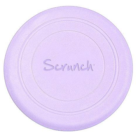 Scrunch Frisbee lilla