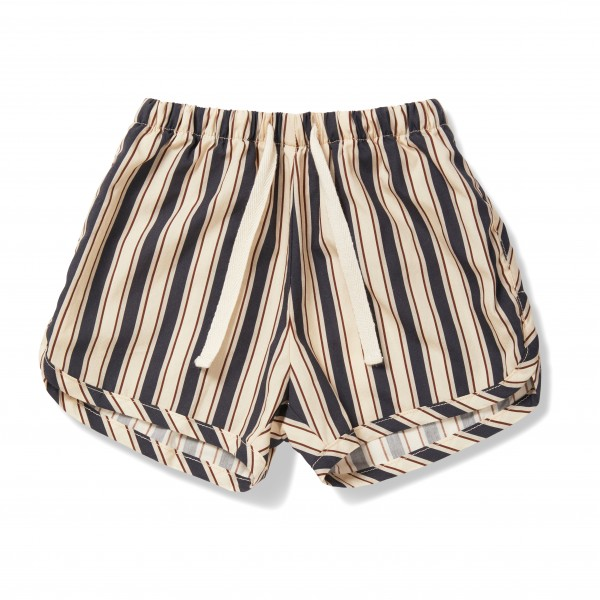 "konges slojd Shorts ""Verbena"", Stripe Navy"