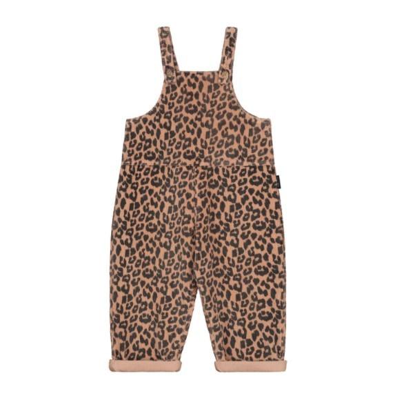 Daily Brat Jumpsuit Charlie, Leopard Hazel