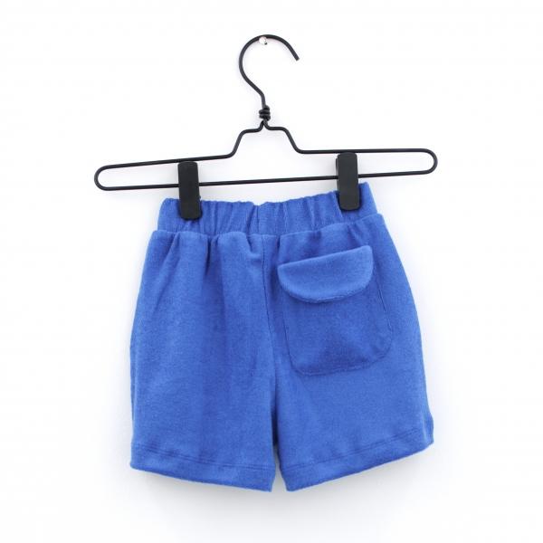 Piupia Blue Shorts