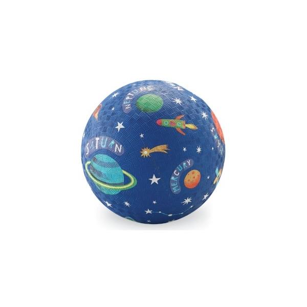 Crocodile Creek Ball 18 cm - Weltall