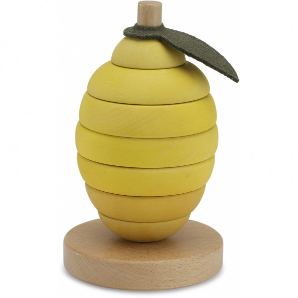 "Konges Slojd Stapelturm ""Lemon"