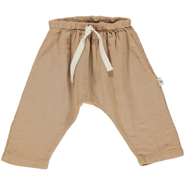 Poudre Organic Hose Indian Tan