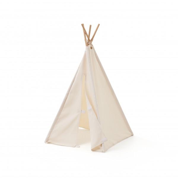 Tipi Zelt, 160 cm Hoch, beige