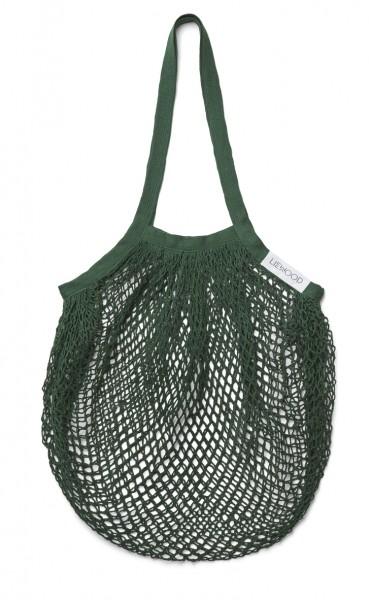 Liewood Nuka mesh bag, Netztasche, garden green