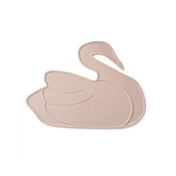 """By Lille Vilde Tischset """"Swan"""""""