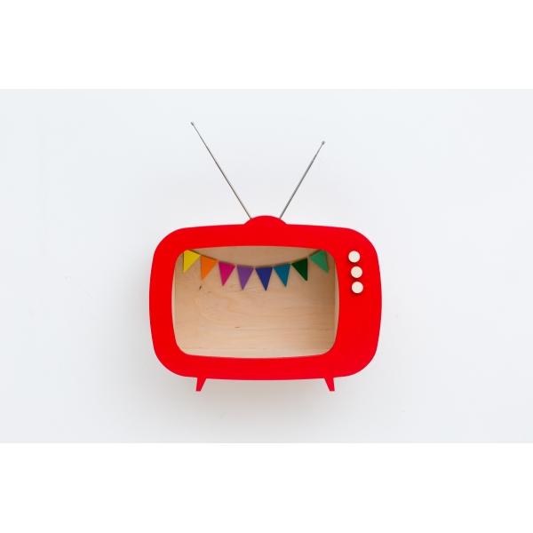 Up Warsaw Fernsehregal `Tiwi` - in vielen Farben