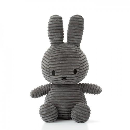 Miffy Cord, Grau