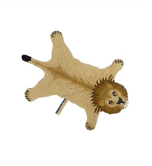 Moody Lion, Teppich