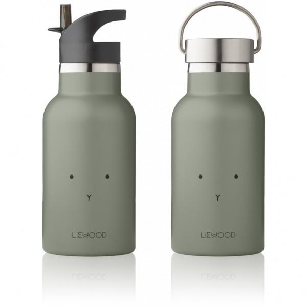 """Liewood Trinkflasche """"Anker"""" Rabbit, Faune Green"""