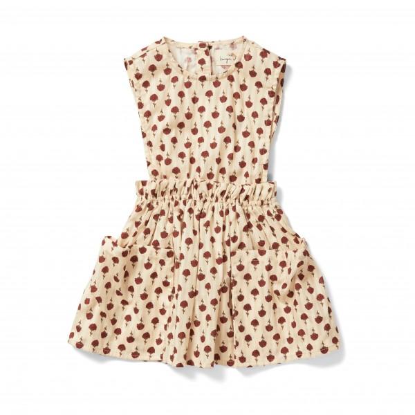 """konges slojd Kleid """"Acacia Spences Dress"""", Poppyflower Red"""