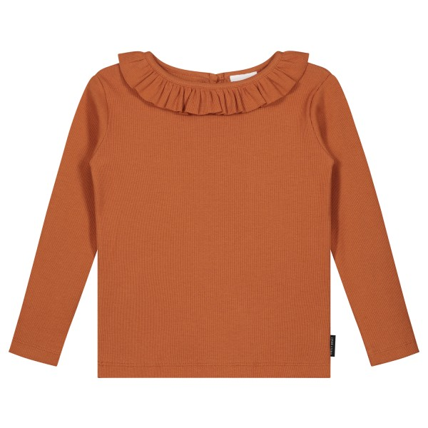 Daily Brat Sofia Longsleeve, Colombia Brown