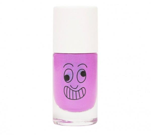 Nailmatic Kinder-Nagellack, Marshi, Neon Lilac Pearl