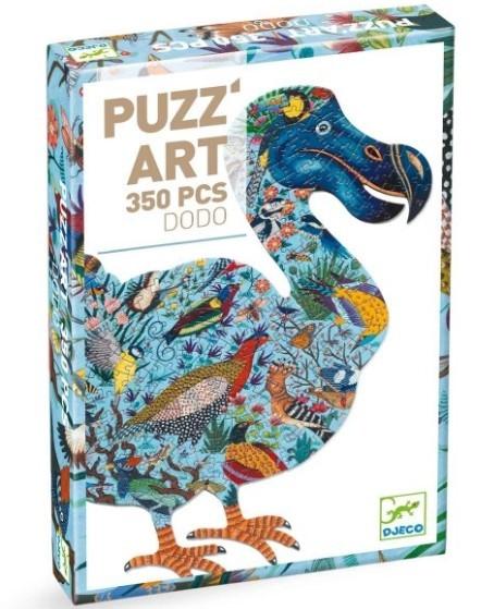 Djeco Puzz`Art Dodo - 350 Teile