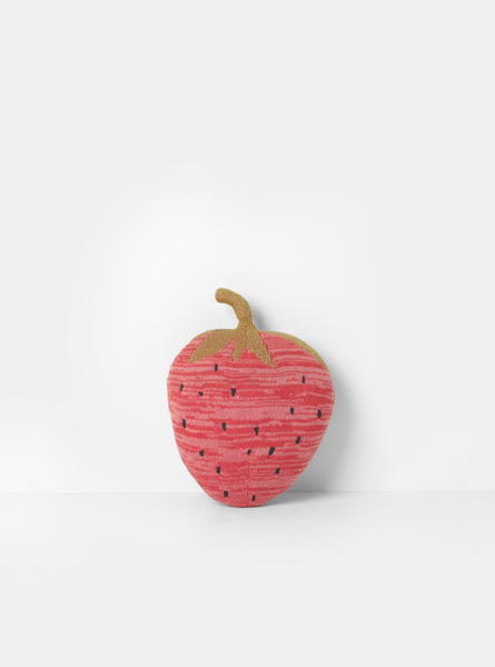 Ferm LIVING Fruticana Strawberry Kissen