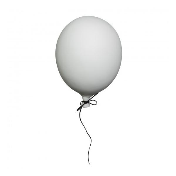 Ballon klein, weiß