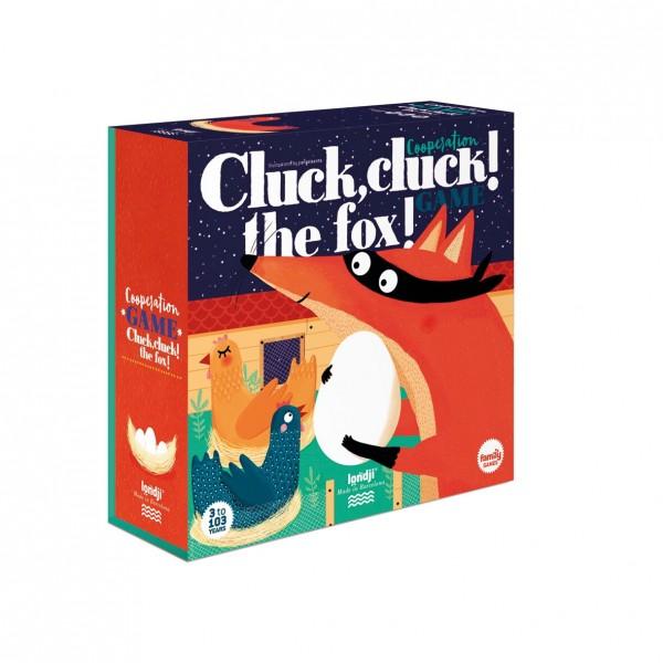 """Londji Spiel """"Cluck, cluck! The Fox"""""""