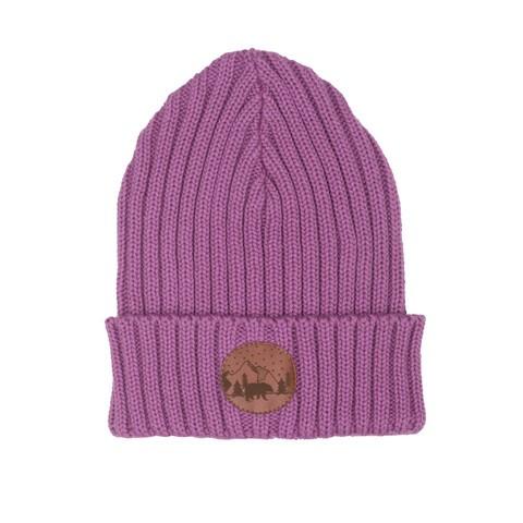 Kabak Hat Alcatraz,Cotton,Dark Pink
