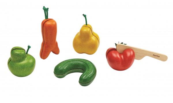 Plan toys Früchte Set