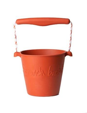 Scrunch Bucket Eimer, rost