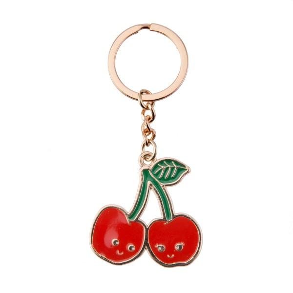 Schlüsselanhänger Cherry