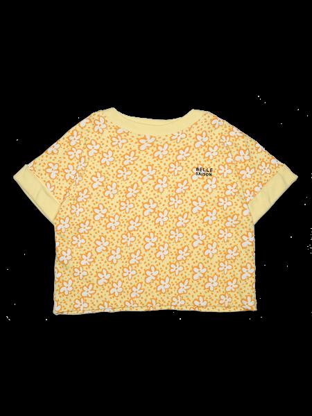 maison tadaboum, Floral T-shirt