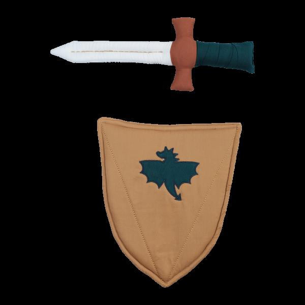 Fabelab Schild und Schwert
