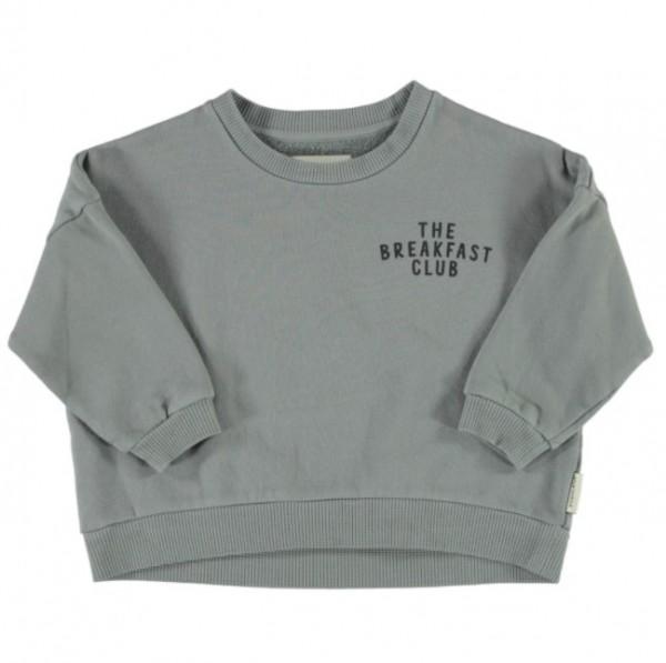 "Piupiuchick Sweatshirt ""Cereal"",grey"