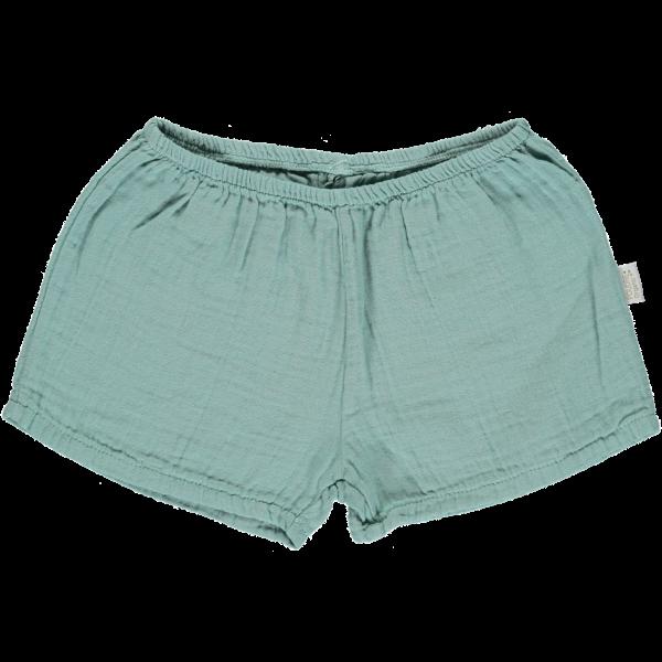 Poudre Organic Shorts Blue Surf