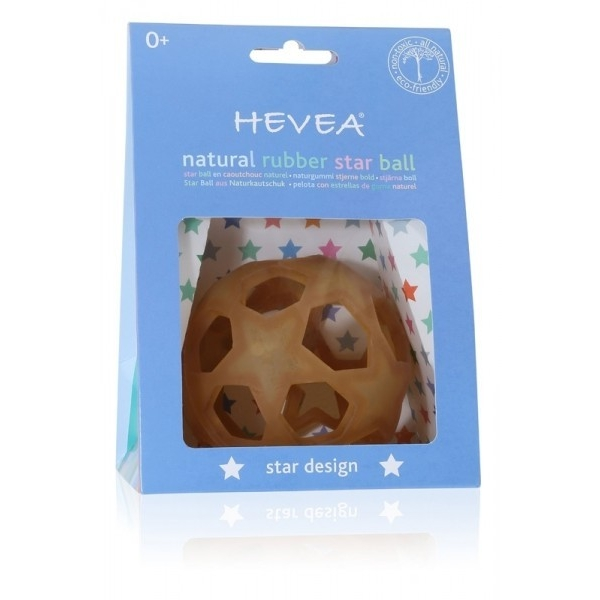 Hevea Star Ball Natur