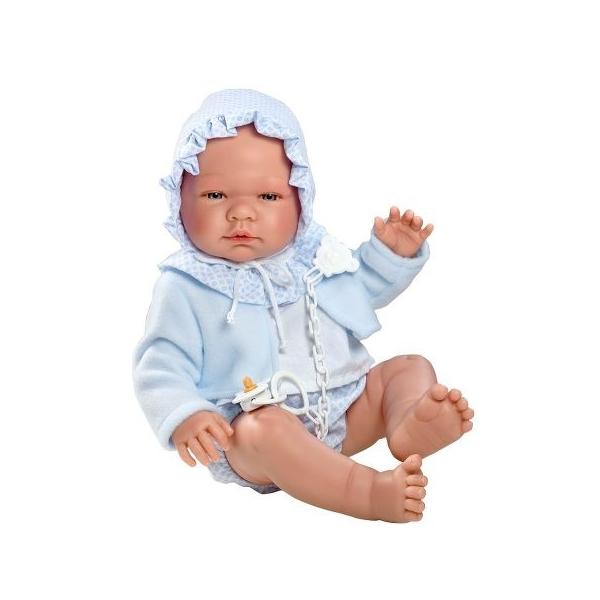 Asi Doll Puppe - Pablo blau