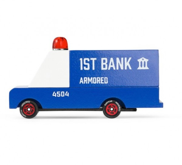 Candylab - Candycar, Bank Van