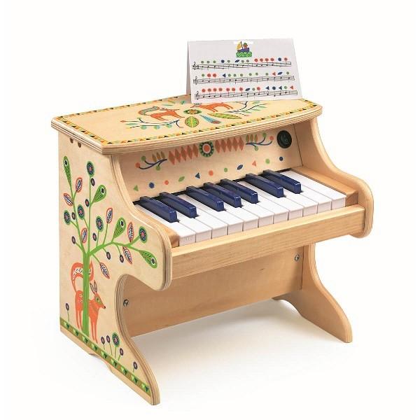 Djeco E-Piano Animambo