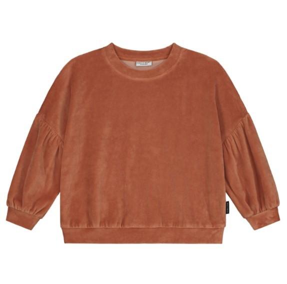 Daily Brat Marant Sweater, caramel swirl