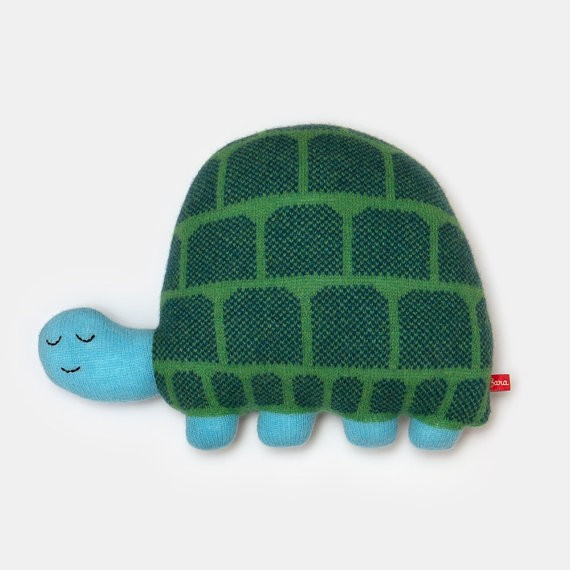 Hektor die Schildkröte by Sara Carr